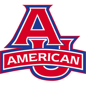 American University Eagles logo
