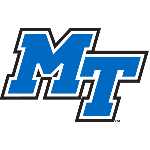 Middle Tennessee State Blue raiders logo
