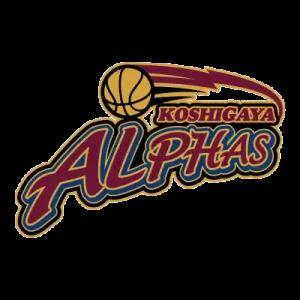 Koshigaya Alphas logo