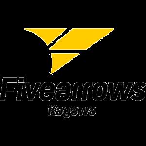 Kagawa Five Arrows logo