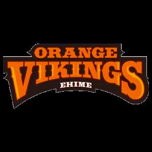 Ehime Orange Vikings logo