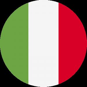 Italy (W) logo