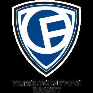 U18 Fribourg Olympic logo