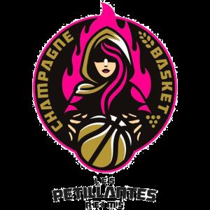 Champagne Basket Féminin logo