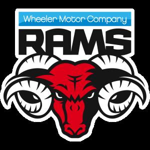 Canterbury Rams logo