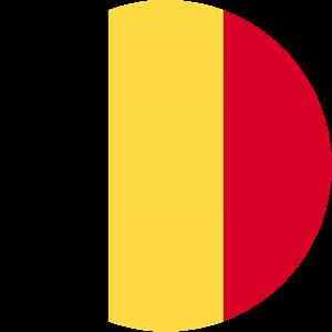 Belgium (W) logo