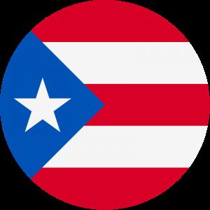 Puerto Rico (W) logo