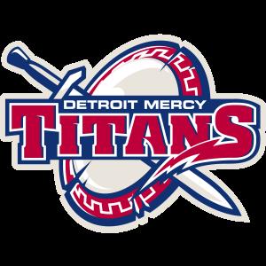 Detroit-Mercy Titans logo