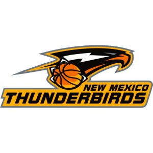 New Mexico Thunderbirds logo