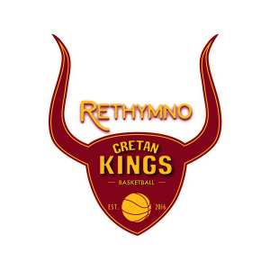 Rethymno Cretan Kings logo
