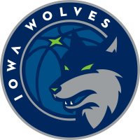 the Iowa Wolves