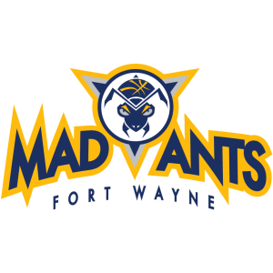 Fort Wayne Mad Ants logo