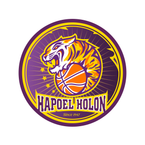 Hapoel UNET Credit Holon logo