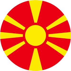 North Macedonia logo