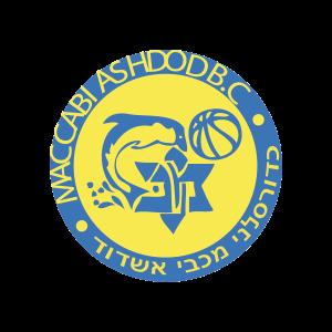 Maccabi Ashdod logo