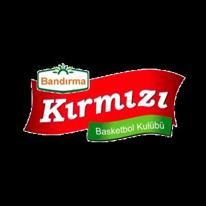 Bandirma Banvit Kirmizi logo