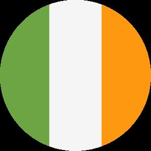 U16 Ireland logo