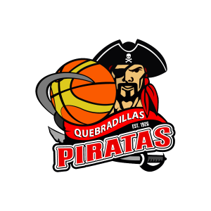 Quebradillas Pirates logo