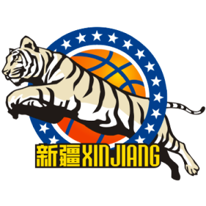 Xinjiang Flying Tigers logo