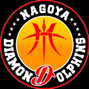 Nagoya Diamond Dolphins logo