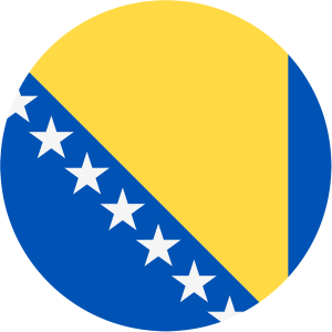U20 Bosnia and Herzegovina logo