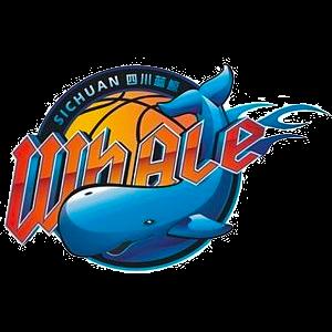 Sichuan Blue Whales logo
