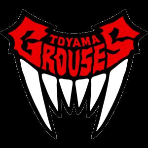 Toyama Grouses logo