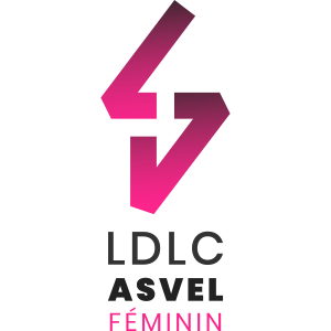 LDLC Asvel Féminin logo