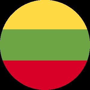 U19 Lithuania logo