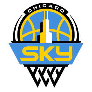 Chicago Sky logo