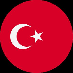 Turkey (W) logo