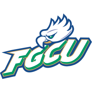 Florida Gulf Coast Eagles logo