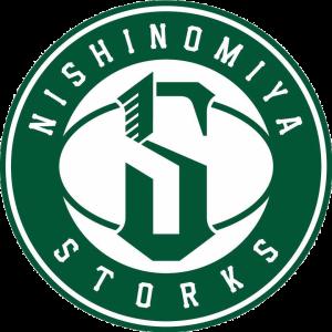 Nishinomiya Storks logo