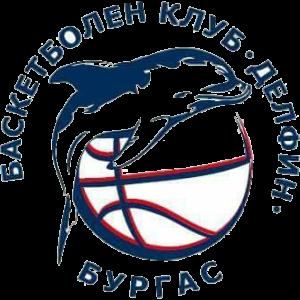 Dolphin Burgas logo