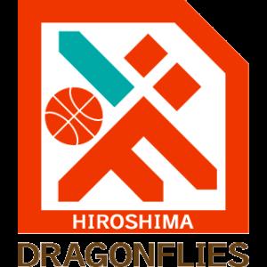 Hiroshima Dragonflies logo