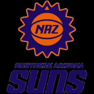 Northern Arizona Suns logo