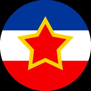 U18 Yugoslavia logo