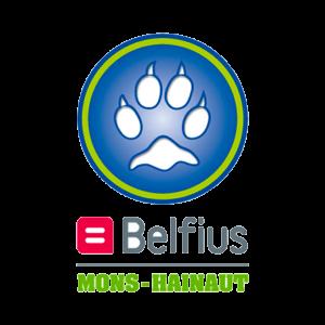 Belfius Mons-Hainaut logo
