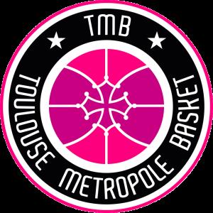 Toulouse Metropole Basket logo