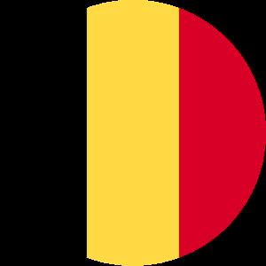 U18 Belgium logo