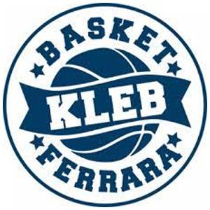 Kleb Basket Ferrara logo