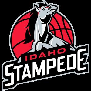 Idaho Stampede logo