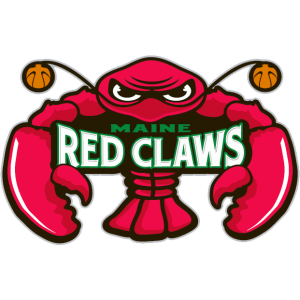 Maine Red Claws logo