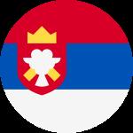 Logo U20 Serbia