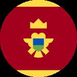 Logo U20 Montenegro