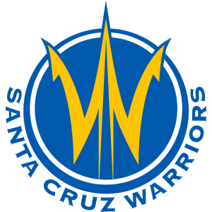 Santa Cruz Warriors logo