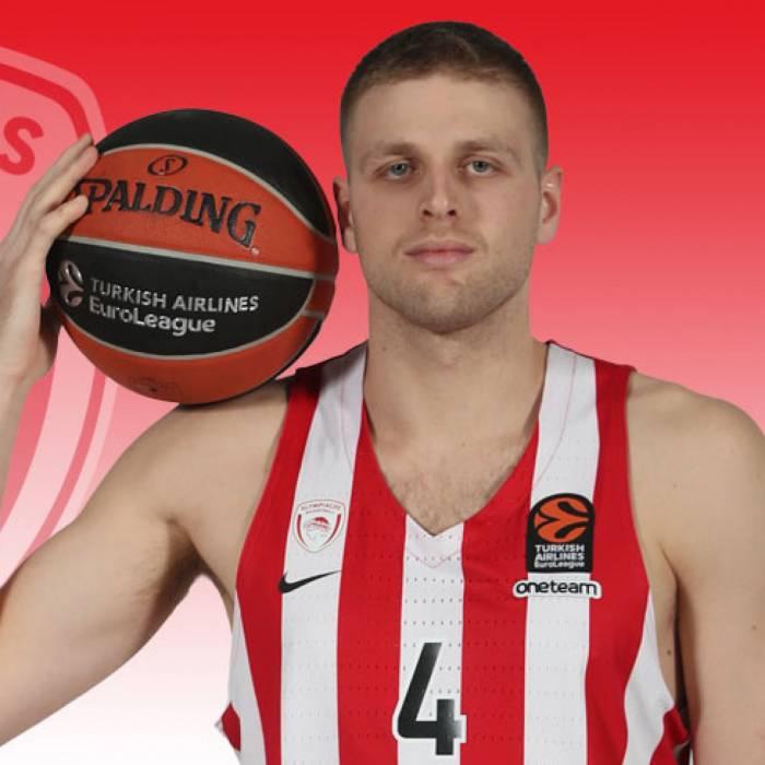 Photo de Vasilis Charalampopoulos, saison 2019-2020
