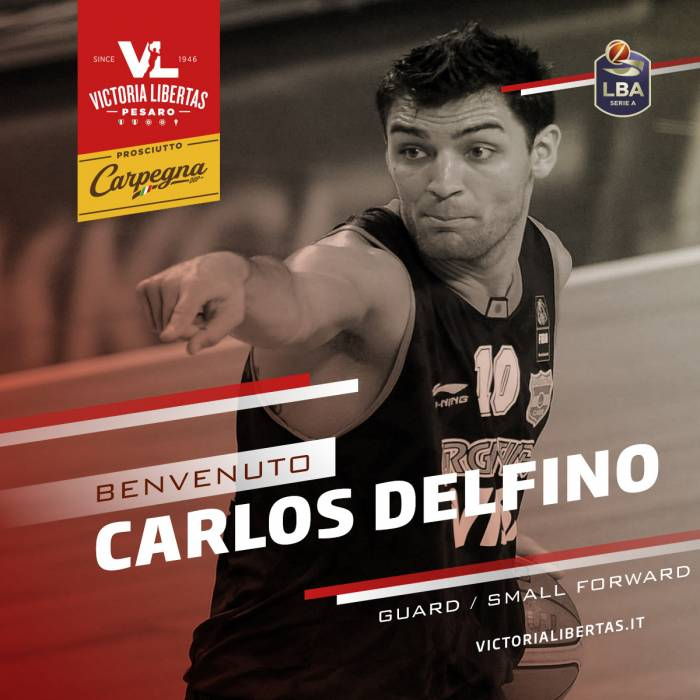 Photo de Carlos Delfino, saison 2020-2021