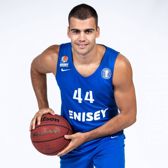 Photo de Nikola Rebic, saison 2019-2020