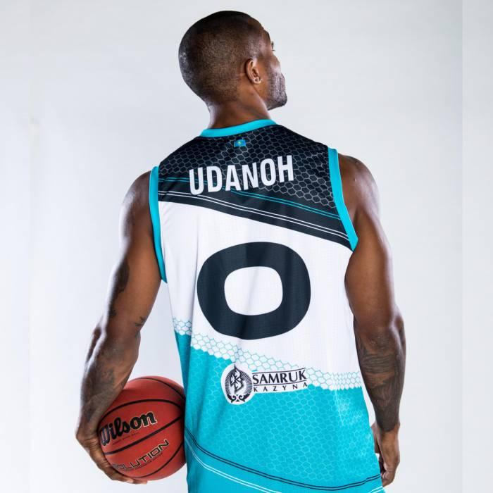 Photo de Ike Udanoh, saison 2017-2018